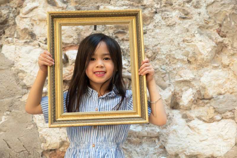 Photographe enfant hautes alpes