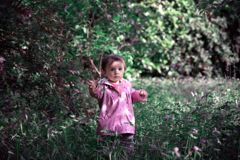 Photographie enfant et famille en extérieur