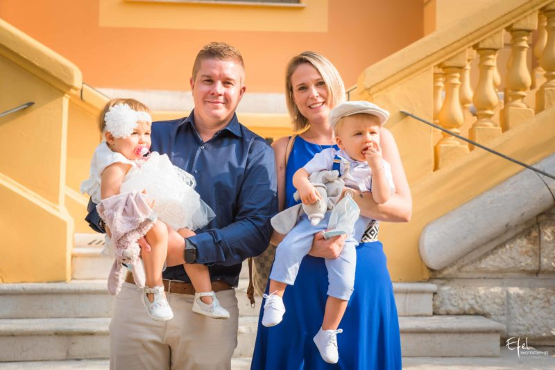 Photo enfants baptisés