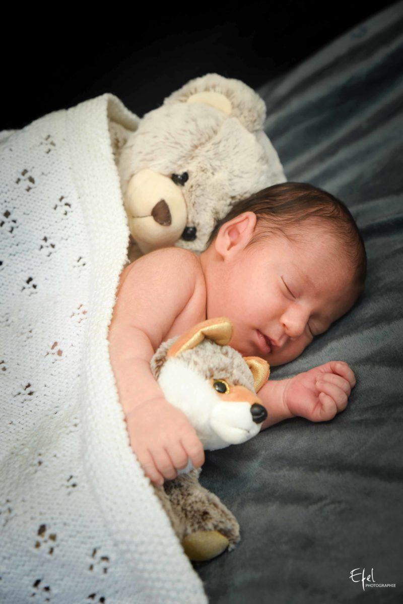 photo bébé et doudous 05