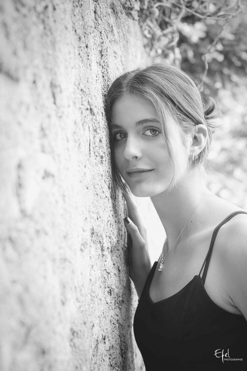 portrait modele femme photographe gap