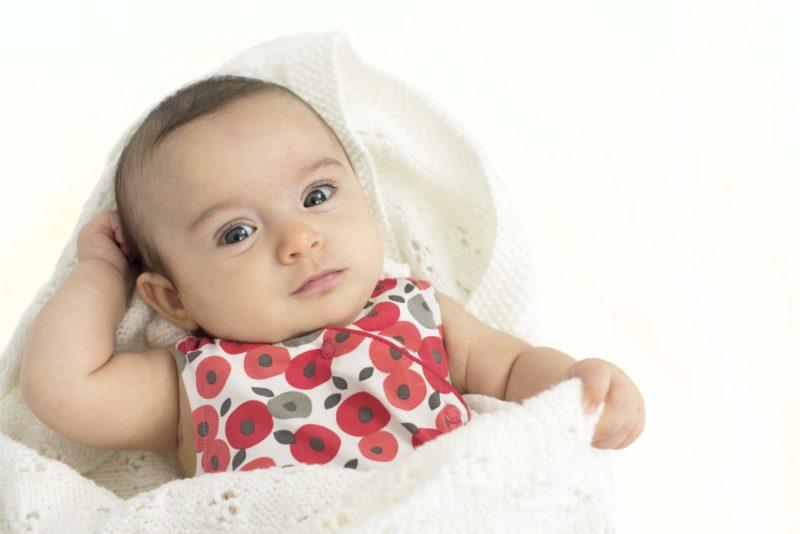 photo studio bébé