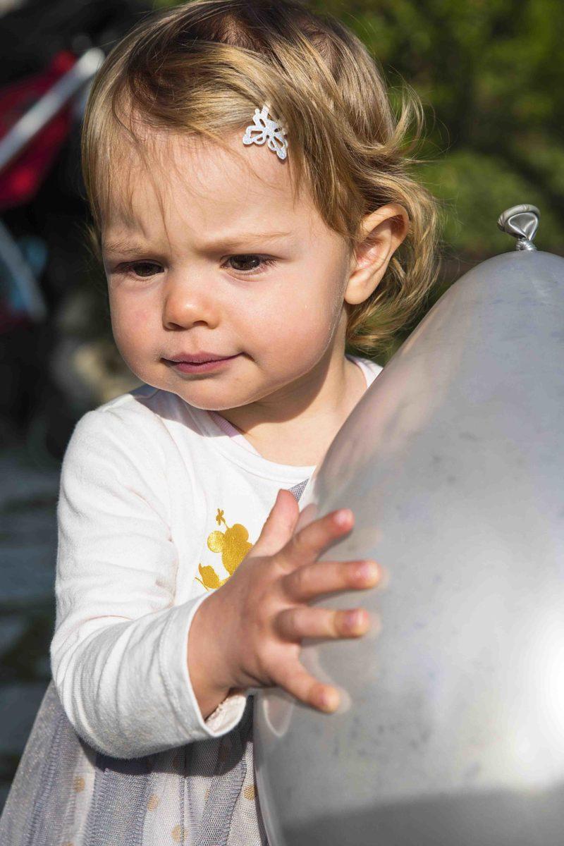 Portrait bébé hautes alpes