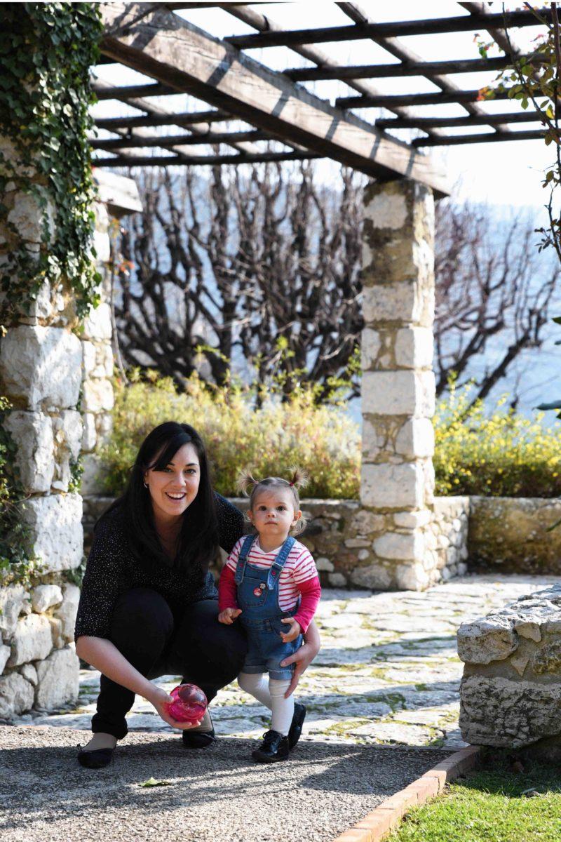séance photo mère fille Gap