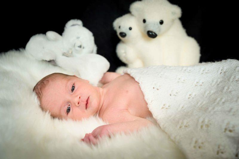 shooting avec bébé photographe serre ponton