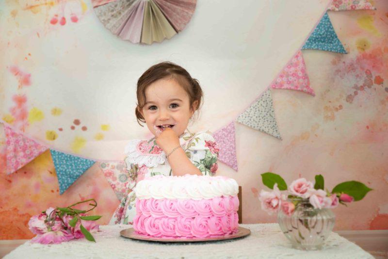 séance photo anniversaire photographe bébé gap