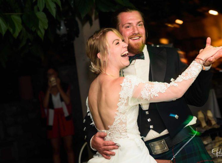 Première danse - soirée de mariage - photographe Gap