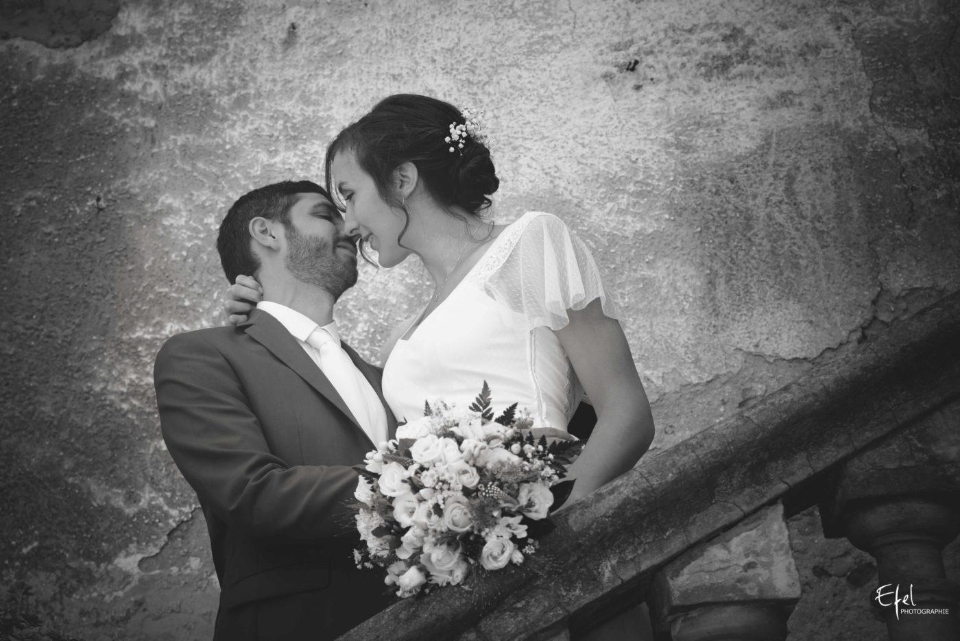 Shooting couple de mariage dans les alpes-maritimes - photographe mariage gap et alpes maritimes