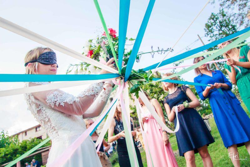 Photos bouquet mariée - mariage embrun