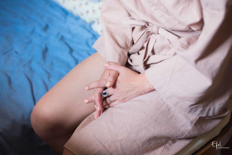 Le stress monte pendant les préparatifs de mariage dans les Hautes Alpes