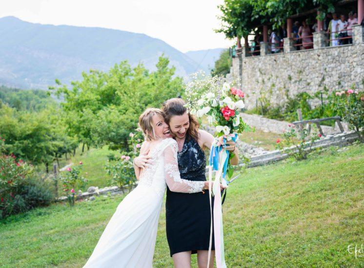 une future mariée vient d'être élue - photographe mariage alpes maritimes