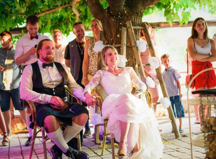 photos soirée mariage photographe mariage hautes alpes
