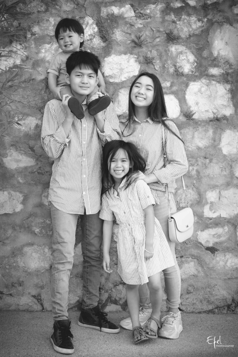 séance photo famille vence séance frères et soeurs