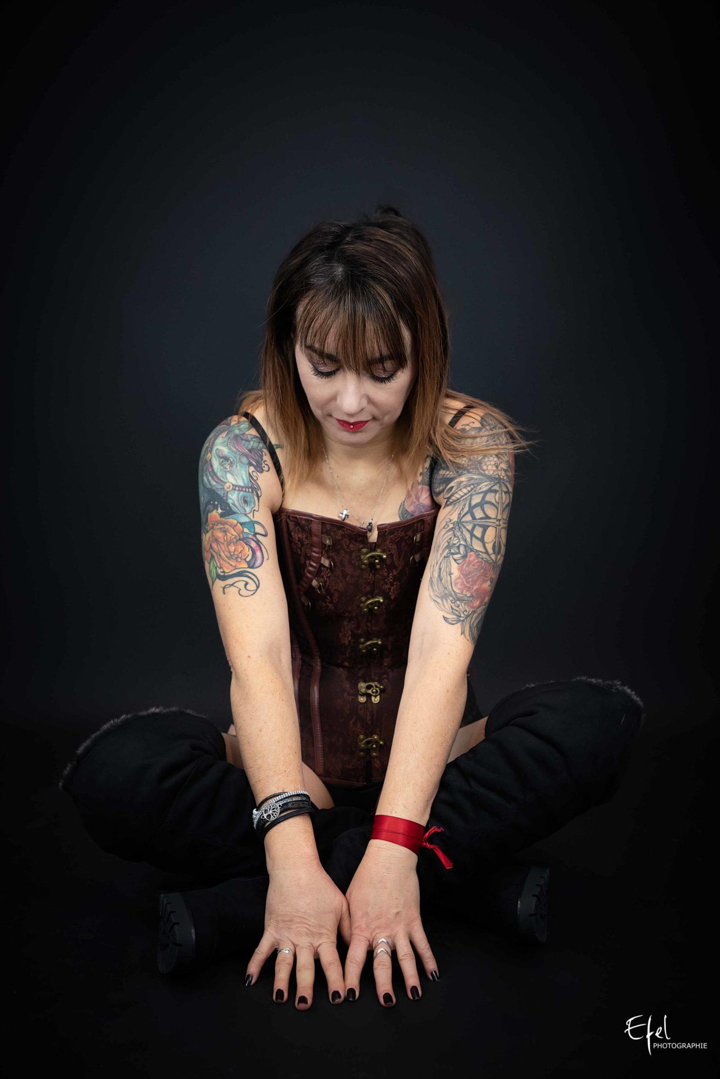 shooting photo tatouages femmes photographe gap