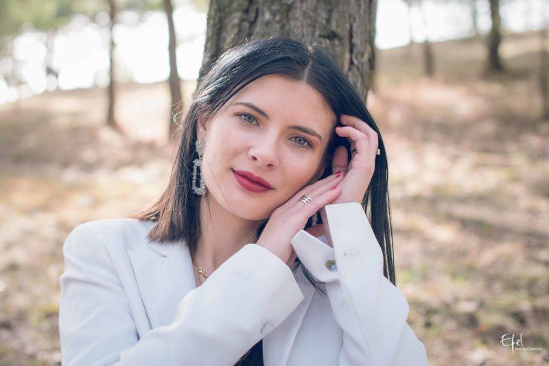 portrait beauté femme photographe gap