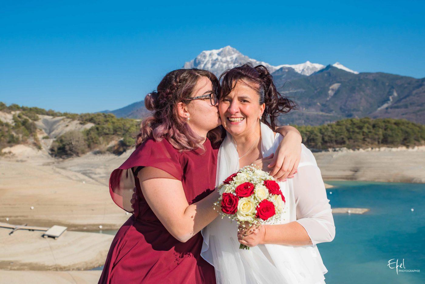 shooting mariage famille hautes alpes
