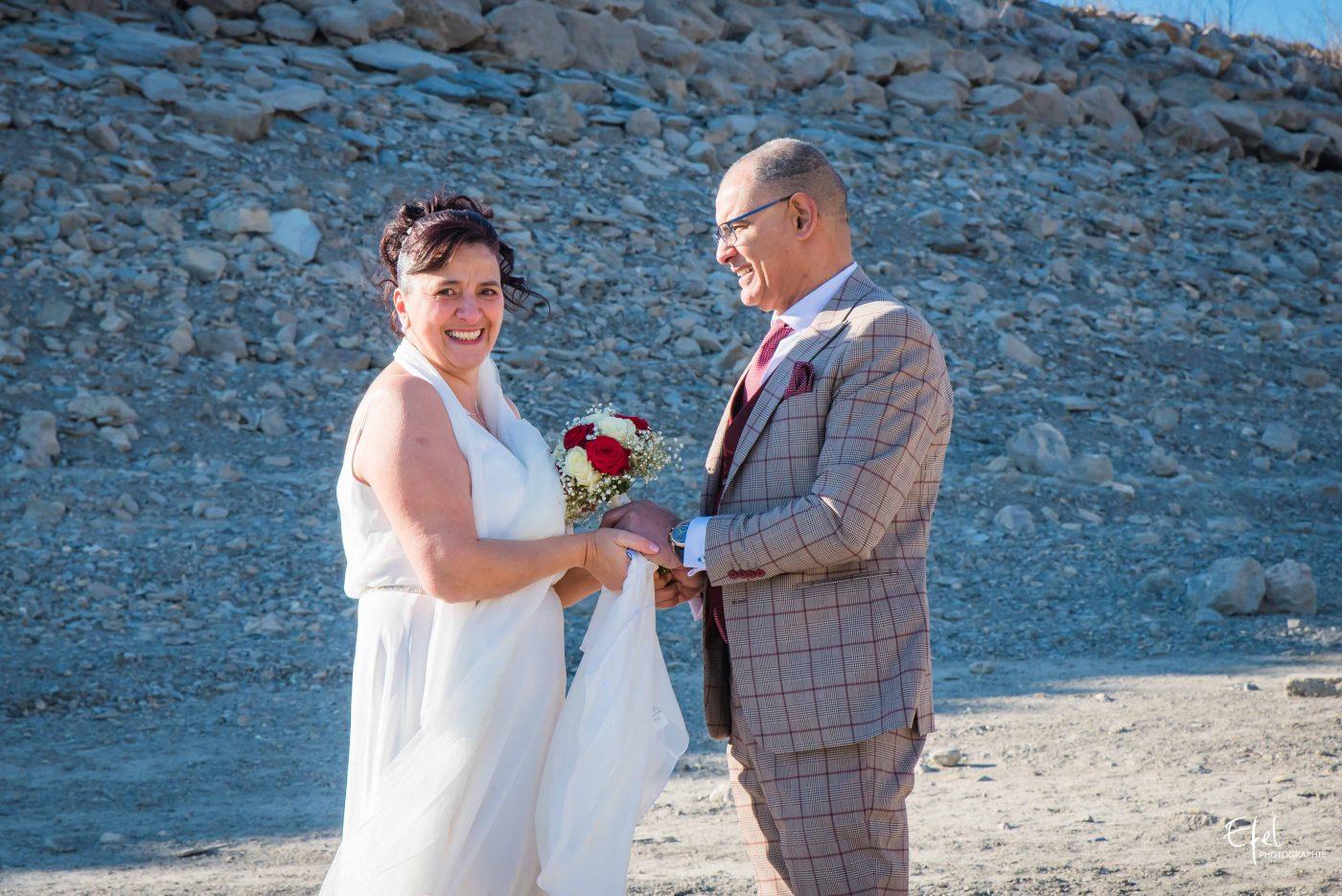 photo couple mariage gap
