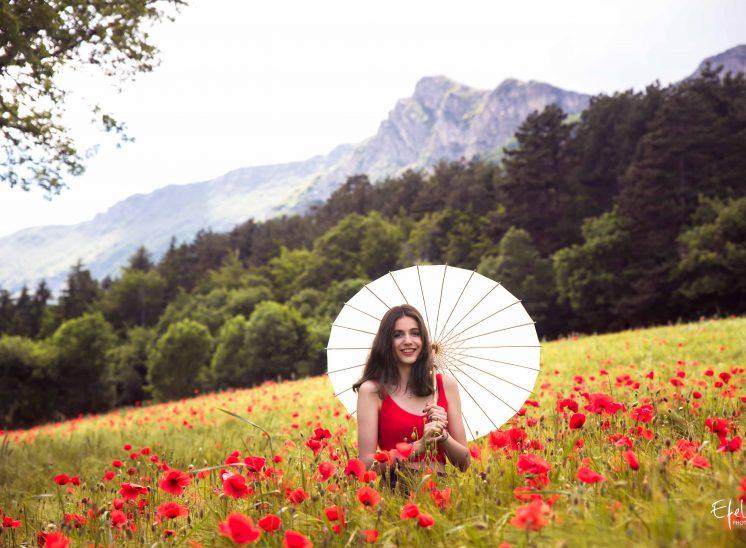 photo seule dans la nature photographe hautes alpes